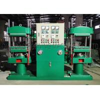 Buy cheap Efficient Rubber Vulcanizing Machine Stable Operation CE ISO Certification from wholesalers