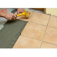 Porcelain Wall Waterproof Ceramic Tile Adhesive With Excellent Bounding Property Manufactures