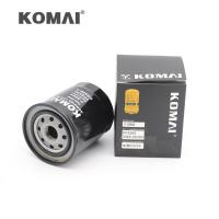 F-5964 Komatsu Fuel Filter 100*80mm Size 129907-55800 ISO9001 Approval Manufactures