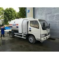 5M3 2.5 Tons Bobtail LPG Truck 5000L 2.5T CSCBOB With LPG Filling Cylinders Manufactures