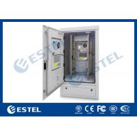 40U Anti-Rust Paint Outdoor Equipment Enclosure Climate Controlled Cabinet Manufactures