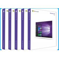 English /French/Korea 32/64bit Microsoft Windows 10 Pro Software with USB Oem key lifetime warranty Manufactures