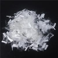 20mm Length Polypropylene Synthetic Fiber Ruredil X Fiber 20 Strong Acid /