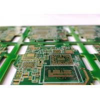 Multiple Layer Automative Custom PCB Boards FR4material Lead Free Custom Made Manufactures