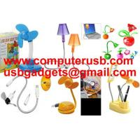 USB Fan USB Light China factory Manufactures