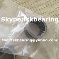 China Inched B98 Drawn Cup Needle Roller Bearings Full Complement Chrome Steel on sale