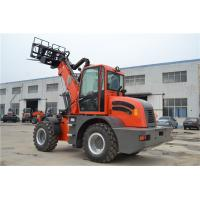 WY2500 recycle metal scrap lifting equipment 2.5ton telescopic forklift Manufactures