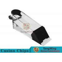 Professional 8 Decks Playing Card Shoes For Blackjack Poker Casino Games Manufactures