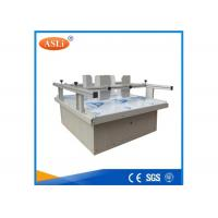 China Low Noise Lab Simulated Transport Vibration Testing Equipment 1 Ph 3 Lines on sale