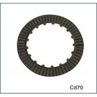 Motorcycle parts clutch friction plates disc with high-strength aluminum alloy die-casting Manufactures