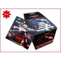 Nite Rider Sexual Herbs Male Enhancement For Men 100% Natural With 24 Manufactures