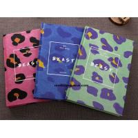 Wholesale Custom Printed Hardcover Notebook factory price Manufactures