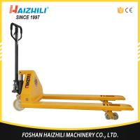China China material handling equipment 5 ton hydraulic pallet jack with 685mm fork length on sale