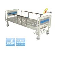 China Double Crank Medical Manual Hospital Patient Bed Steel Bed Head (ALS-M214) on sale