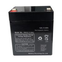 China Computer 12v 5ah UPS Lead Acid Battery Backup Power Supply Replacement on sale