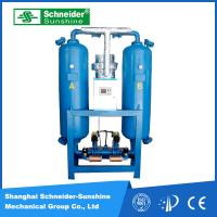 China High Efficiency Heatless Desiccant Compressed Air Dryer Energy Conservation on sale