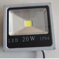Outdoor IP66 Garden Yard Waterproof 20W LED Flood Light With Factory Price