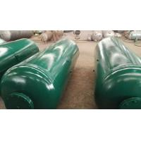 Vertical / Horizontal Pressure Vessel Tank with Carbon Steel Stainless Steel Material Manufactures