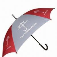 Buy cheap Automatic Umbrella, Logo Chages Color when Meet with Water from wholesalers