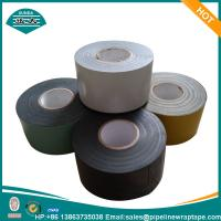 Water Pipe Project Gray White Black Insulation Tape Awwa C 214 Standards Manufactures