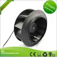 Energy Saving EC Centrifugal Fans / Roof Ventilation Fan Backward Curved Manufactures
