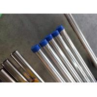 304 304L Stainless Steel Capillary Pipe 0.05 - 2mm Thickness High Strength Manufactures