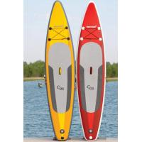 """Fishing / Racing Touring Paddle Board PVC Rainforced DWF 12'6"""" With Cusom Logo Manufactures"""