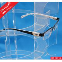 New Design Sunglass Case Acrylic Holder Stand For Multiple Eyeglass Holder Rotating Manufactures