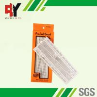 Socket White Electronics Breadboard Power Line Spring Clip Finishing Manufactures
