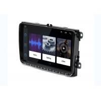 China 9 Inch Dvd Player For Vw With Gps Navigation Bluetooth Rds Fm Am Mirrorlink on sale
