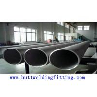 China Hastelloy C276 UNS N10276 Nickel Alloy Pipe For Petroleum ASME SB622 on sale