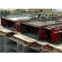 Easy Striking Tunnel Formwork System Good Integrity Shorten Cycle Times Manufactures