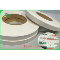 China 60gsm 120gsm Printable White Kraft Paper Used To Make Straw Tubes Size 15mm on sale