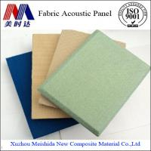 China Sound Absorption Fiberglass Acoustic Panel on sale