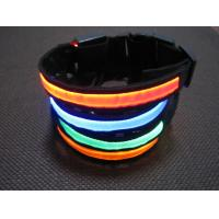 Red LED Flashing Dog Collar Manufactures