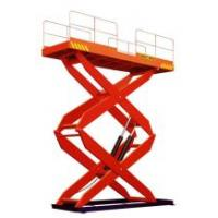 Factory Direct Sale 300kg stationary type scissor platform Manufactures