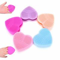 Best selling Daily Cleaning Silicone Pore Scrubber , Light Weight Silicone Scrub Brush Manufactures