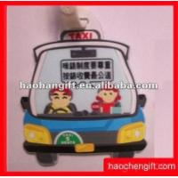 Hot PVC luggage tag for travel Manufactures