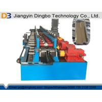 Voltage 380V 50Hz Steel Door Frame Roll Forming Machine For Making Door And Window Frame Manufactures