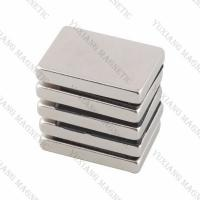 China Electro Permanent Neodymium Magnets N52 , Strong Neodymium Magnets High Energy For Size on sale