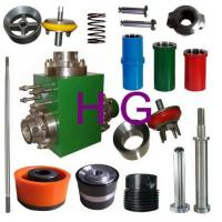 Supply  Oil Drilling  Mud Pump Fluid End Parts Manufactures