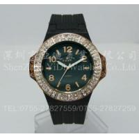 Fashionable Quartz Silicone Watch (YD-1217S) Manufactures
