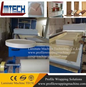 China 2480 vacuum forming door vacuum membrane press machine on sale