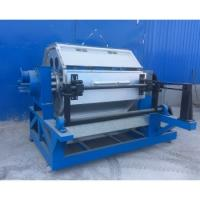 China Quick Egg Tray Manufacturing Machine , Easy Operation Egg Tray Moulding Machine on sale