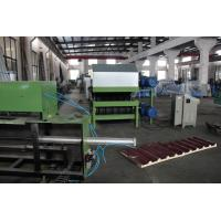 PU Sandwich Panel Line for wall and roof Manufactures