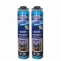 China Customize Polyurethane Foam Sealant General Use For Doors And Windows Installation on sale