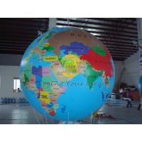 Quality Custom Huge Earth Balloons Globe for sale