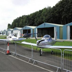 Prefabricated Steel Structure Air Plane Hanger Q235 Q345 Grade Manufactures