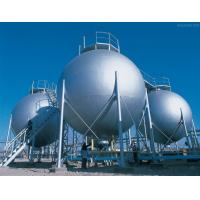 Quality SS 304 / 316 Pressure Vessel Tanks , Natural Gas Storage Tank for sale