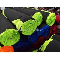 China High Tensile Strength Colorful Neoprene Fabric Roll SCR SBR CR for Diving Suit on sale